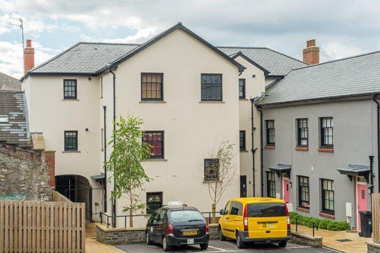 Vulcan house merthyr tydfil for In home design merthyr